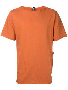 футболка с необработанными краями Factotum