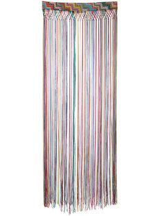 длинная вязаная юбка Missoni
