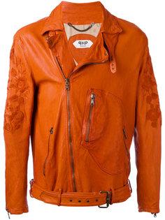 байкерская куртка Pihakapi