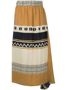 юбка с графическим принтом Nehera