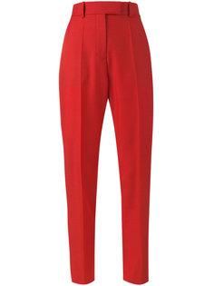 полосатые брюки с завышенной талией Racil