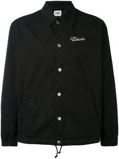 drawstring shirt jacket Edwin