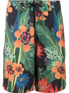 шорты для плавания Flower Shop Osklen