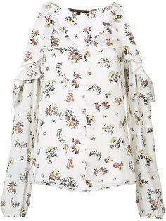 рубашка с цветочным узором Kobi Halperin