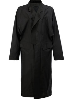 asymmetric long coat The Soloist