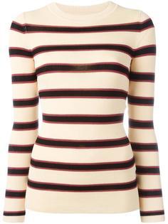 свитер в полоску  Isabel Marant Étoile