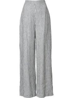 полосатые штаны Osklen