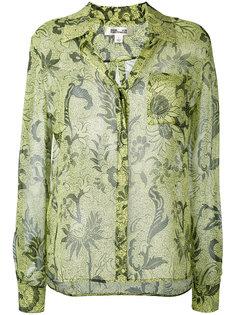 блузка Carter Two Diane Von Furstenberg