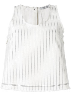 flared tank top T By Alexander Wang