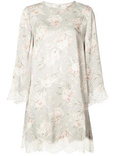 floral shirt dress Zimmermann