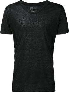 футболка с U-образным вырезом Osklen