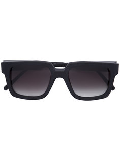 square-framed sunglasses Kuboraum