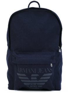 рюкзак с логотипом Armani Jeans