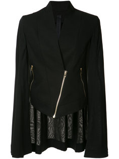 zipped jacket  Gareth Pugh