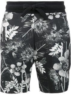 шорты-бермуды Flower Shop Osklen