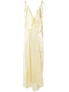 ruffled dress Attico