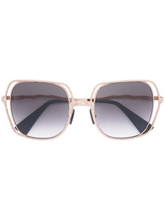 oversized sunglasses Kuboraum