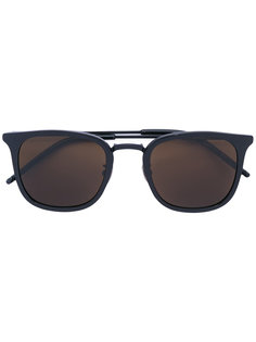 round frame sunglasses Bottega Veneta Eyewear