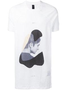 футболка Graphic Odeur