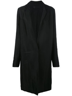 single breasted coat Haider Ackermann