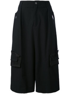 укороченные брюки карго Damir Doma
