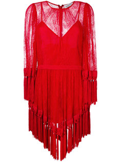 fringed mini dress Alice Mccall