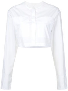 cropped shirt Georgia Alice