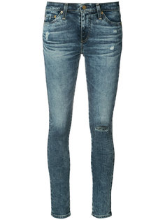skinny distressed jeans  Ag Jeans