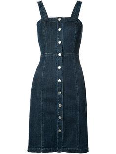 denim button-down dress Ag Jeans