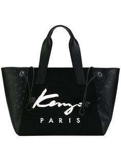 сумка-тоут Kenzo Signature Kenzo