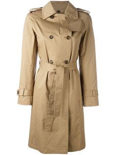 belted trench coat Alberto Biani