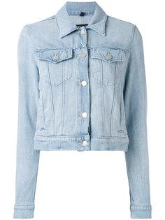 классическая джинсовая куртка J Brand