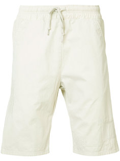 шорты с вышивкой John Elliott