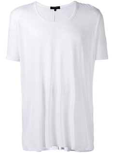 loose scoop neck T-shirt Unconditional