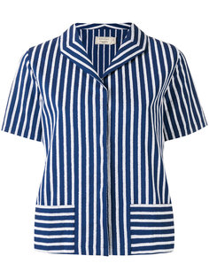 рубашка Simone с накладными карманами Maison Kitsuné