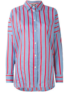 полосатая рубашка Hache