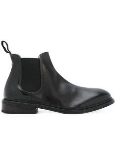 ботинки с округлым носком  Marsèll