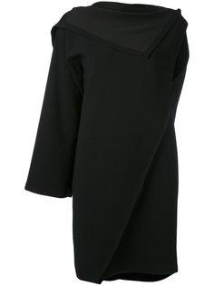 платье-шифт Issey Miyake