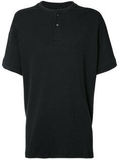 футболка Henley Ovadia & Sons