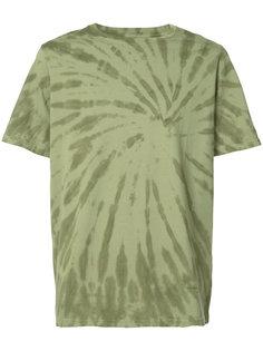 футболка с размытым рисунком Ovadia & Sons