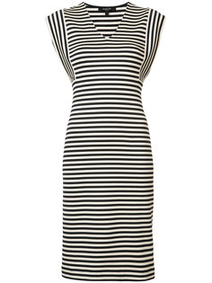 платье в полоску Derek Lam