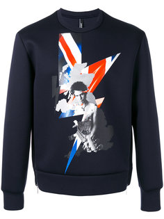 Sid Vicious sweatshirt Neil Barrett
