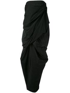 вечернее платье Tangle Rick Owens