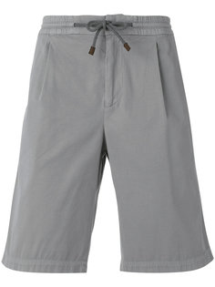 шорты с эластичным поясом Brunello Cucinelli