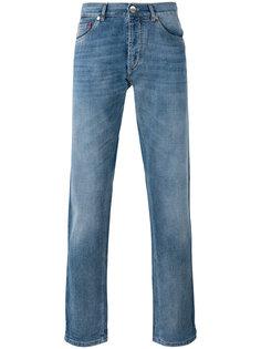 джинсы пятикарманного кроя Brunello Cucinelli