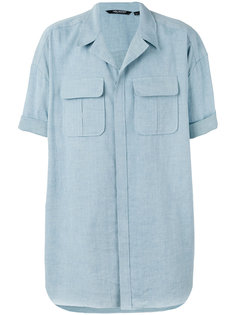 oversized shirt Neil Barrett