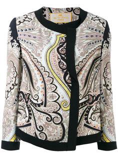 пиджак с орнаментом Etro