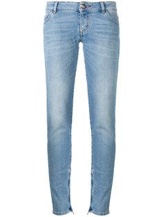 облегающие джинсы Philipp Plein
