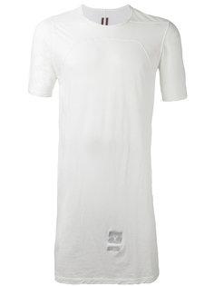 long-length T-shirt Rick Owens DRKSHDW