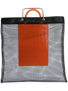 сетчатая сумка-шоппер Givenchy
